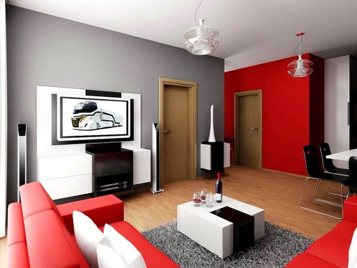 Luxury Minimalist Living Room Ideas 1